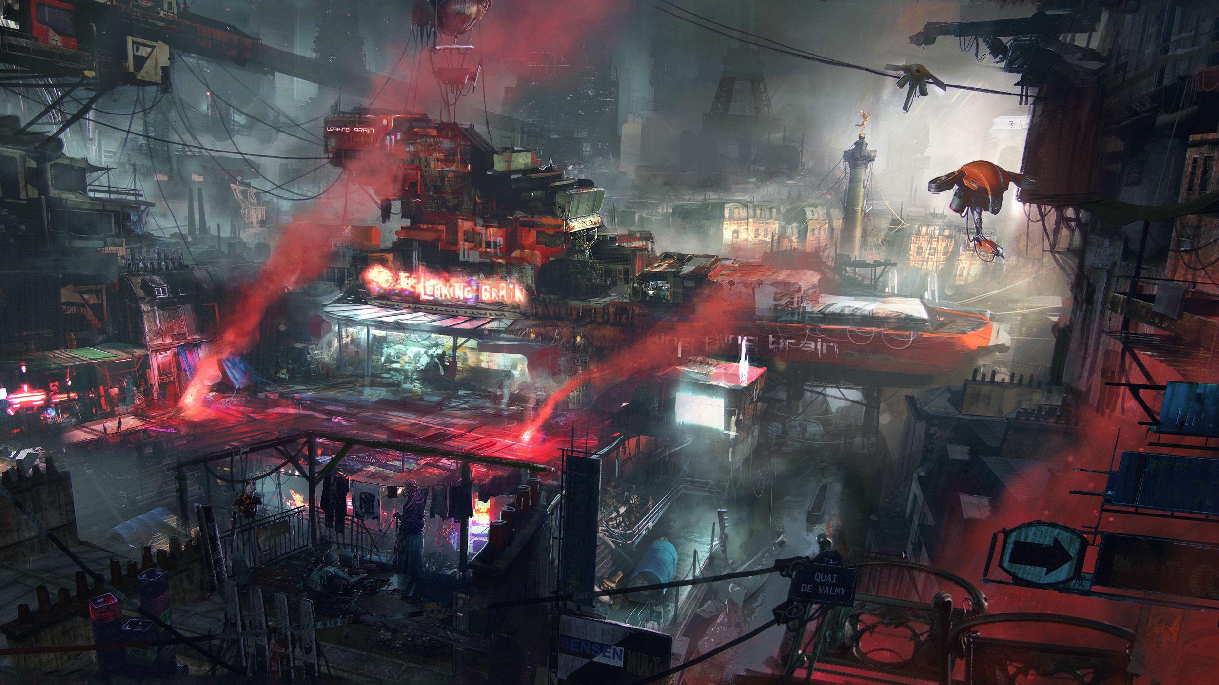 Dontnod Entertainment Brings Neo-Paris to Life with Unreal Engine 3