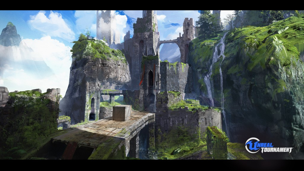 Unreal Tournament » New Epic Map Announced and Much More!