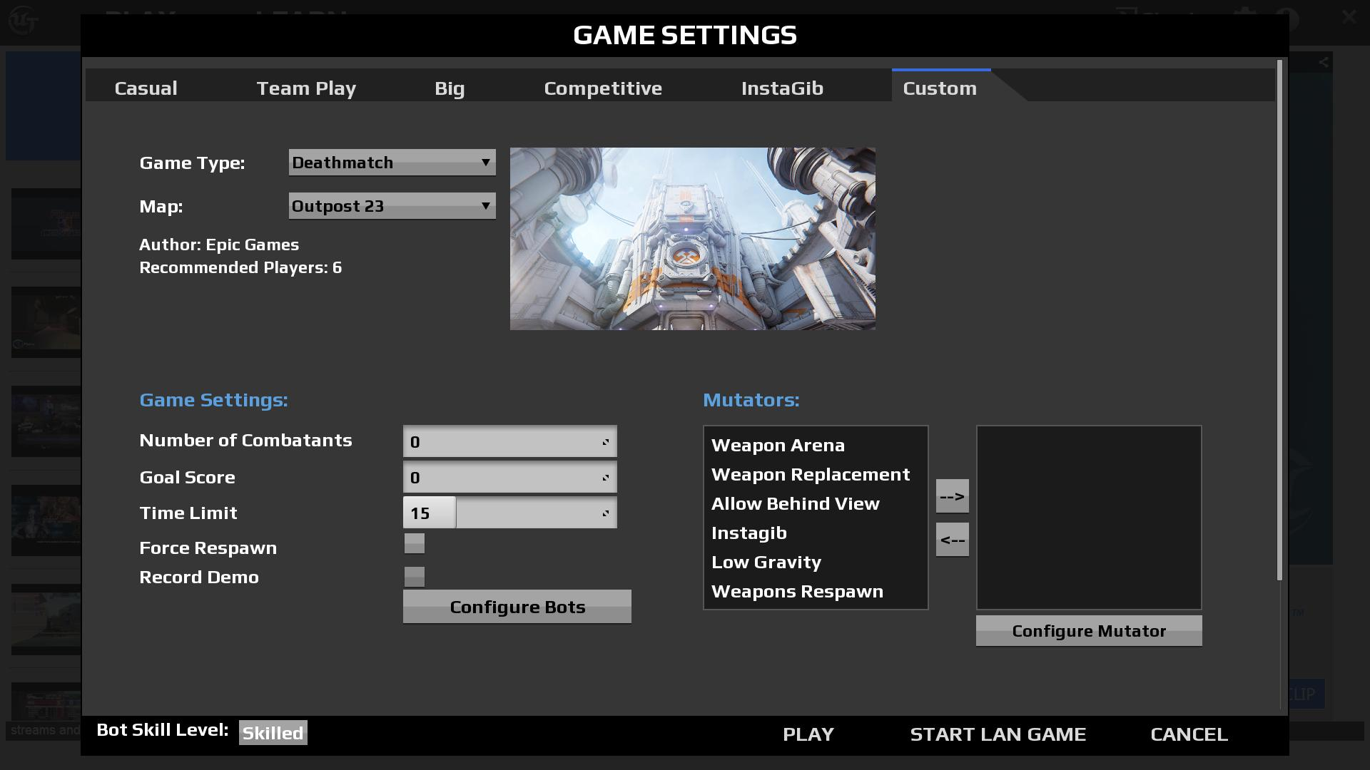 unreal tournament matchmaking Unreal tournament 249 likes unreal tournament new update with an updated version of titan pass, matchmaking and more.