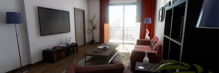 Realistic rendering