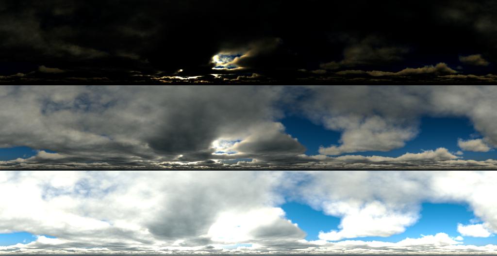 OpenEXR: High Dynamic Range Textures