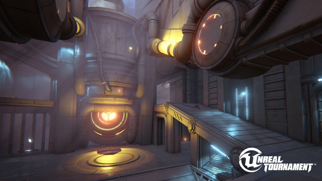 Unreal Tournament » The Making of Outpost 23