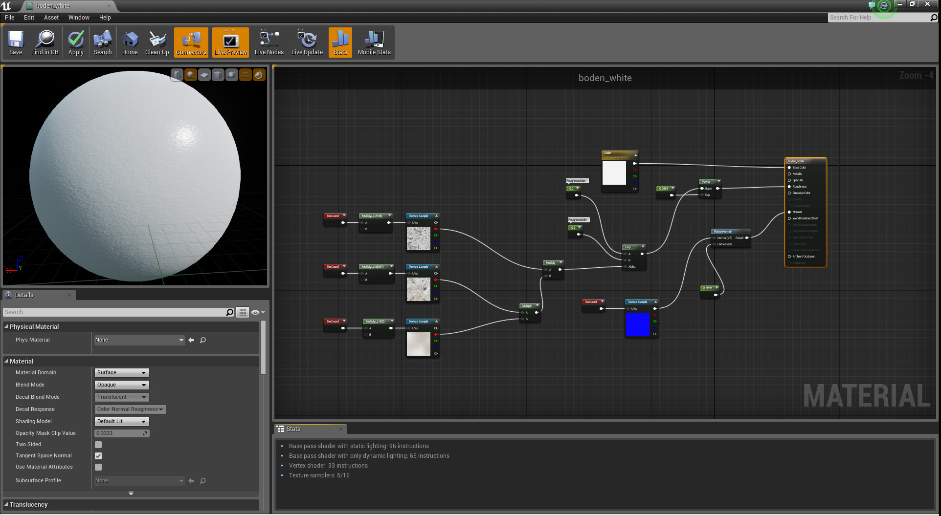 unreal engine how to put image to uv