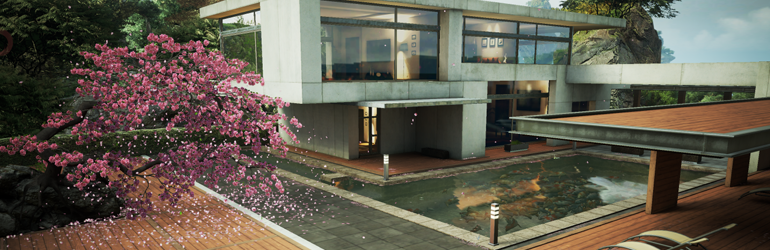 "UE4 ""Zen Garden"" Using Metal API for iOS 8 Revealed at WWDC"
